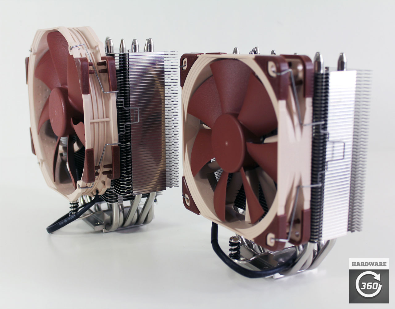 Noctua NH-U12S and NH-U14S CPU Heatsinks