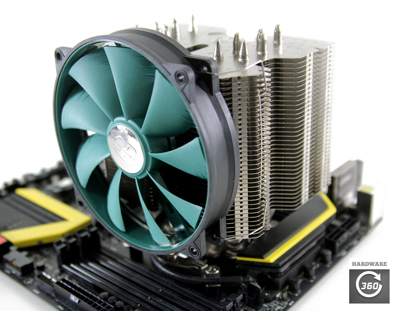 Gamer Storm Lucifer Heatsink