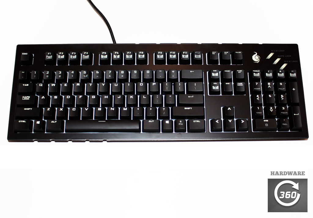 CM Storm QuickFire Ultimate Keyboard