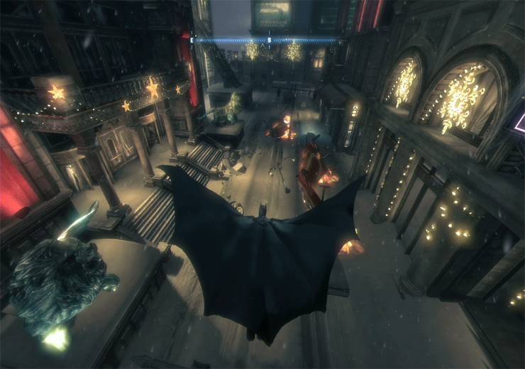 The Batman: Arkham Origins Official 17 Minute Gameplay